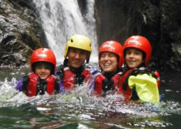 Favourite-moment-of-the-year-fantastic-family-adventure-days-ghyll-scrambling-with-Dave's-Adventure-Company-The-AdventureMakers-Coniston-e1434375060917