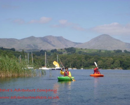 160817  idyllic kayak day Coniston - 5