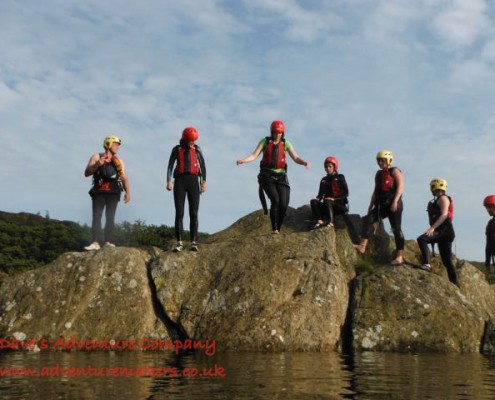 160824 WEMS Lake District Canoe - 63
