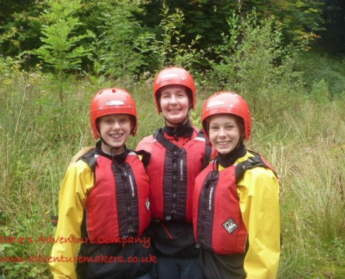 160825 Church Beck Ghyll Scramble - 1