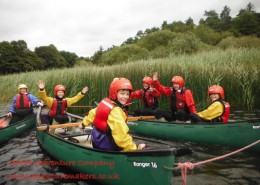 English Experience canoeing - 30